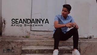 Afieq Shazwan - Seandainya ( Official Lyric Video )