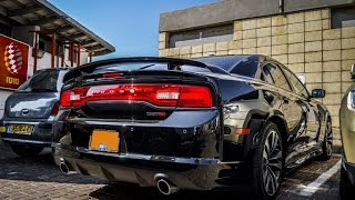 The most brutal Dodge Charger SRT8 exhaust sound in the world.