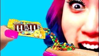 Wow!!! Miniature M&M Chocolate! So Cute!!