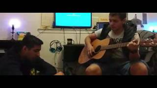 Toh phir aao acoustic cover