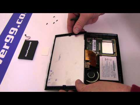 How to Replace Your Garmin Nuvi 2689LMT Battery