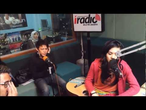 Part 1 - END Ariel NOAH kasih kejutan buat Sheryl Sheinafia di I Radio