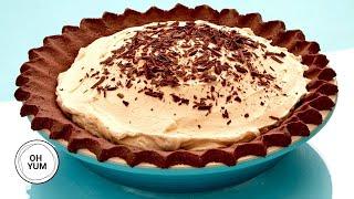 Anna Bakes A Deep Dish Chocolate Peanut Butter Pie!   Anna Olson Archives