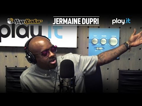 Jermaine Dupri on conversations With Jay Z and Jay Z's New Album - Rap Radar