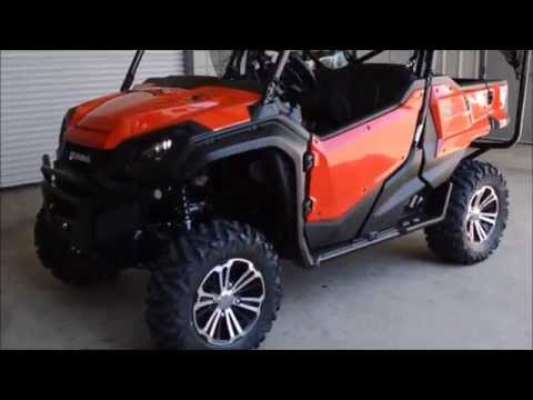 2016 Pioneer 1000 5 Video Review of Specs + Drive   UTV - Side by Side ATV - SxS + Article Link