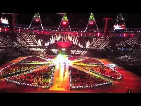 Closing Ceremony - London 2012 Olympic Games - Olympic Stadium