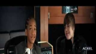 Justin Bieber Never Say Never Jaden Smith ft video song HD 1080p