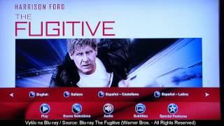 196. Díl pořadu Film-Arena: The Fugitive / Uprchlík (Blu-ray Unboxing)