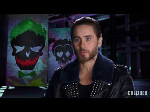 Suicide Squad Blu Ray Clip Jared Leto David Ayer On Joker