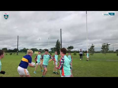 A parent's perspective on the 2020 Kellogg's GAA Cúl Camps.