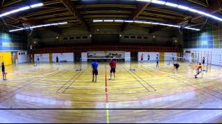 Best of 13 CEBN  badminton Nogent sur Seine