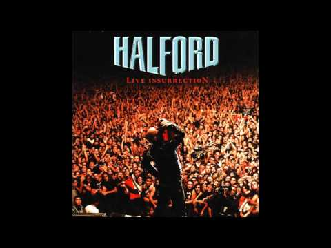 Halford - Breaking The Law