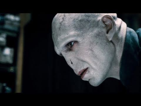 Harry Potter 7 part 2 Voldemort