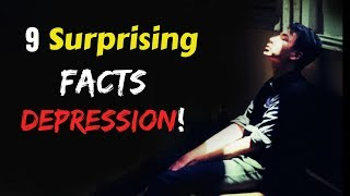 9 Surprising Facts About Depression & Anxiety !