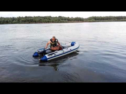 надувная лодка пеликан 330