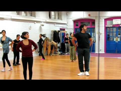 Mashallah Ek Tha Tiger Dance Classes London video