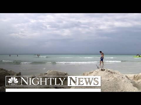 Cuba's Varadero Beach A Travel Secret | NBC Nightly News