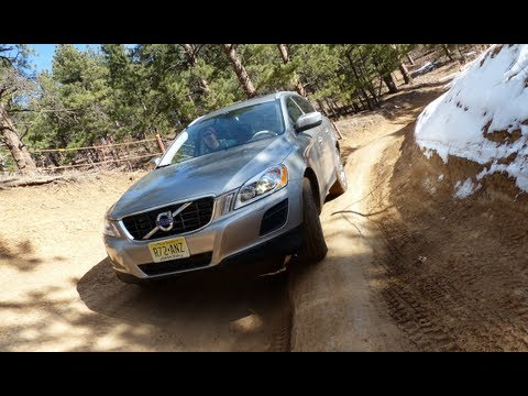 2013 Volvo XC60 T6 AWD Colorado Mountain Off-Road Drive & Review