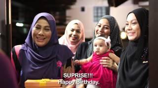 Aroma Kasih Sayang F&N bersama Fizo dan Mawar Episode Madam Rose Merajuk