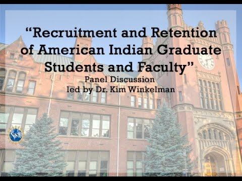 PNW-COSMOS: Recruitment and Retention of American Indian Graduate Students and Faculty