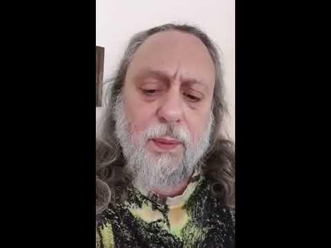 Caio Fábio fala do amigo Ricardo Boechat,, falecido hoje, em acidente de helicóptero..