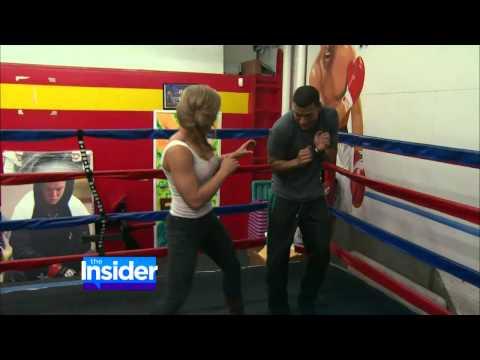 Ronda Rousey on Yahoo's Insider