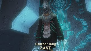 Usurper King ZANT Boss Fight - The Legend of Zelda: Twilight Princess HD