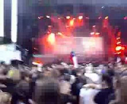 Slayer - Raining Blood pit at graspop 2007