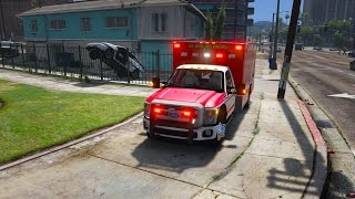 LSPDFR - Day 491 - EMS Callouts