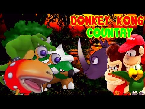 Donkey Kong Country: The Kremlings Part 2/4