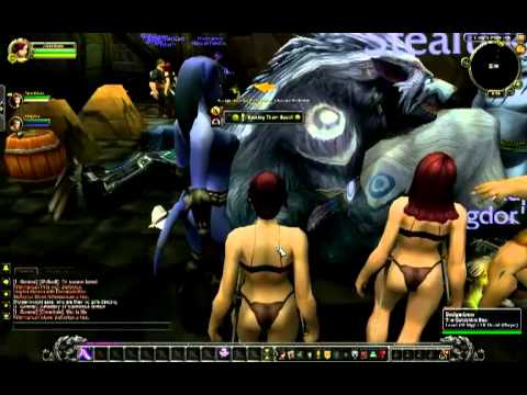 WoW Special : Exploring Moon Guard with Special Guest Vader - Part 1