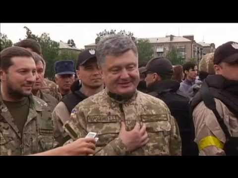 Minsk Meeting: Ukrainian President Poroshenko to meet Vladimir Putin at Belarus summit