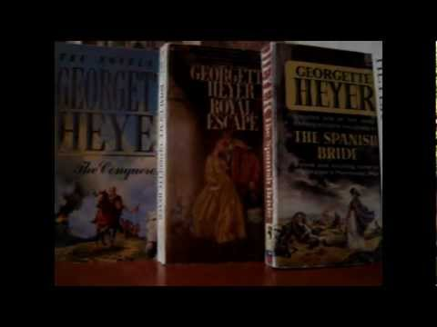 An Underappreciated Author: Georgette Heyer
