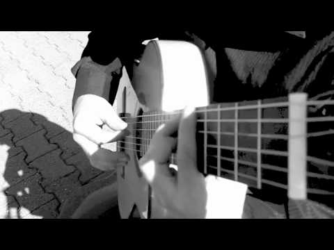Un Tren - 2010 ver. - Spanish Guitar - johnclarkemusic.com Music Videos