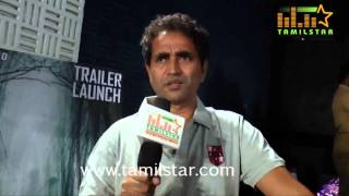 Shaji At Aaranyam Movie Trailer Launch