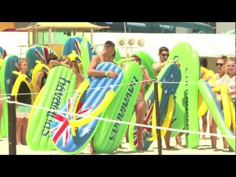 Havaianas Australia Day Thong Challenge 2013 – Official video