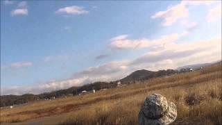 RC aircraft Mid Air Collision
