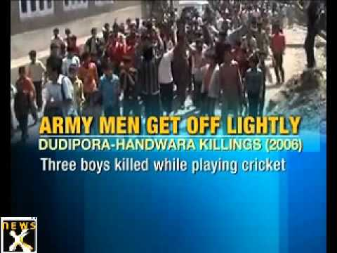 Indin Army Involved in Raping Kashmir Girls