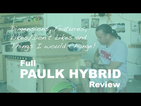 Full Paulk Hybrid Workbench Review