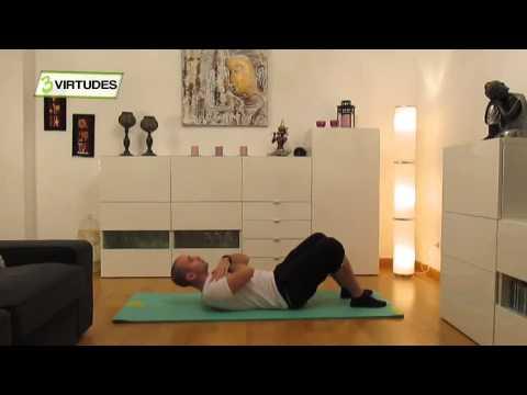3 Virtudes - Exercício de Abdominais