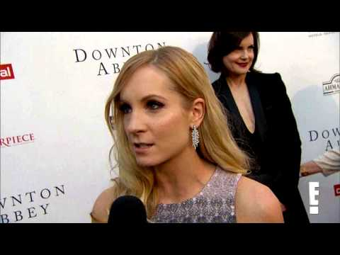 Joanne Froggatt Downton Abbey season 4 interview