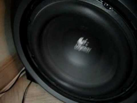 SubWoofer test - BIG BASS Z-5500 TEST