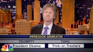 Wheel of Impressions with Dana Carvey