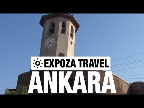 Ankara Vacation Travel Video Guide