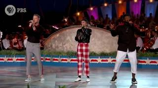 "Pentatonix - ""Stay"" & ""The Middle"" Mashup - Capitol Fourth Live"