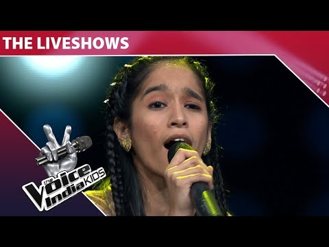 Guntaas Performs On Its The Time To Disco   The Voice India Kids   Episode 35