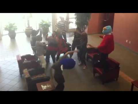 Southwest Georgia Technical College students doing the Harlem Shake!