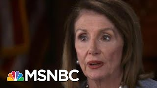 """Watch Nancy Pelosi Confront AOC: Your Caucus Is """"Like 5 People"""" 