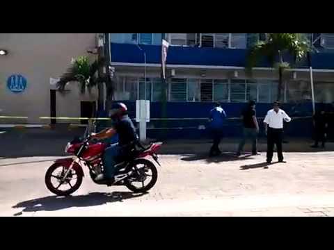 Asesinato en Manzanillo Centro