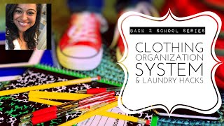 Back to School | Weekly Laundry Routine | KIDS WEEKLY CLOTHING HACK | 🎯 TARGET KIDS CLOTHING HAUL